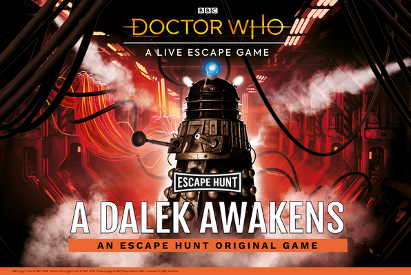 Doctor Who. A Dalek Awakens
