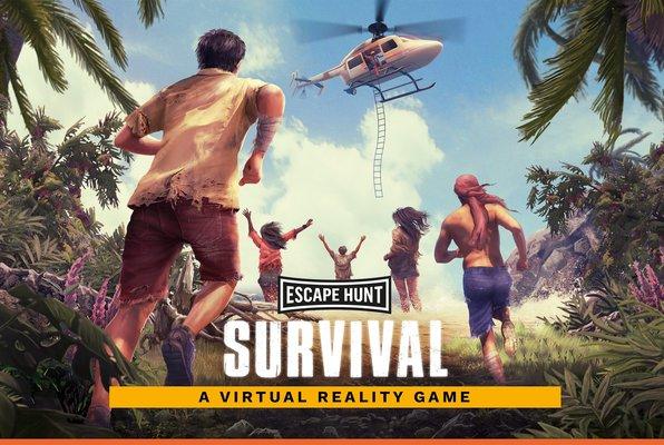 Survival VR (Escape Hunt Norwich) Escape Room