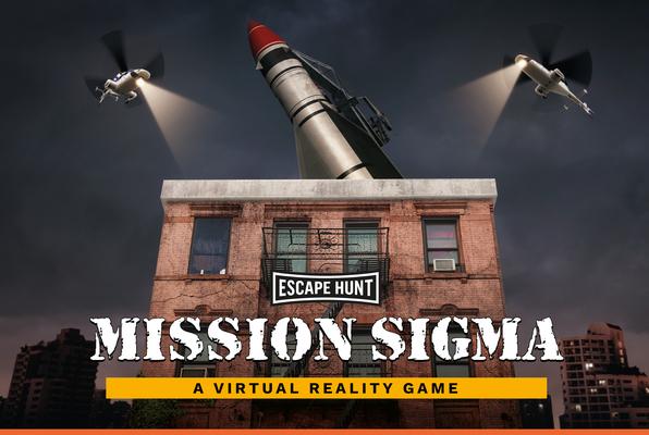 Mission Sigma VR (Escape Hunt Norwich) Escape Room