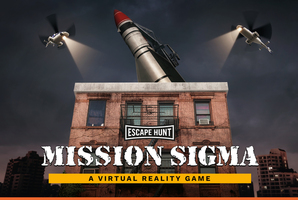 Квест Mission Sigma VR