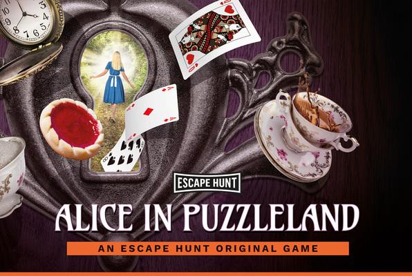 Alice in Puzzleland (Escape Hunt Cheltenham) Escape Room