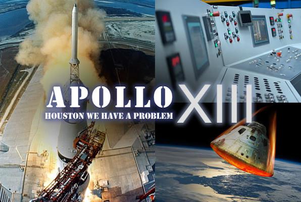 Apollo 13 (Escape It Houston) Escape Room