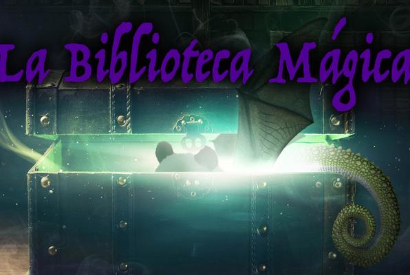 Biblioteca Mágica