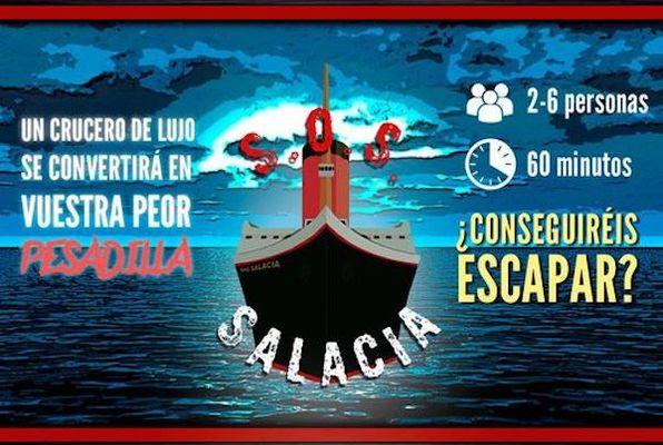 S.O.S. Salacia (TopoEscape) Escape Room