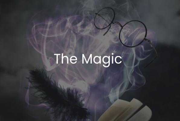 The Magic (Mystery Gate) Escape Room