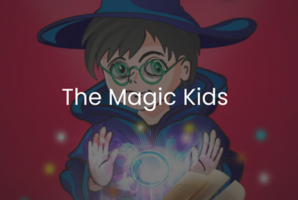 Квест The Magic Kids