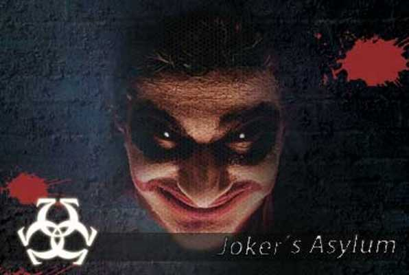 The Joker's Asylum (Omescape) Escape Room