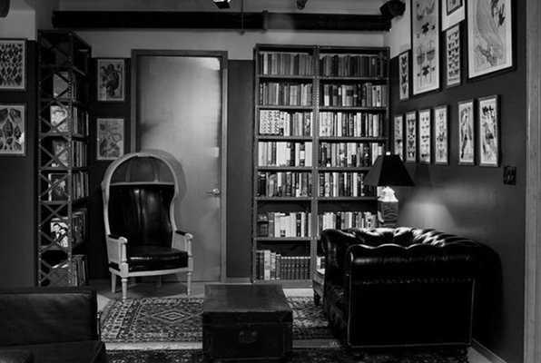 JD Beckett's PI Office