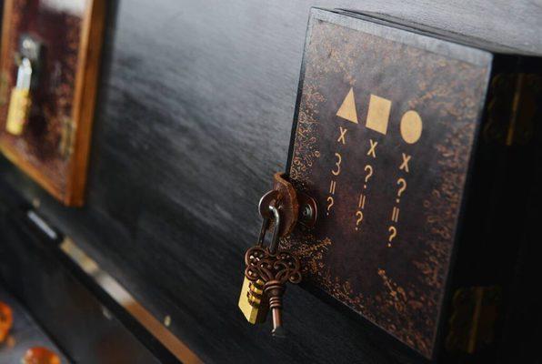Kutija Izgubljenih Legendi (Door 404) Escape Room