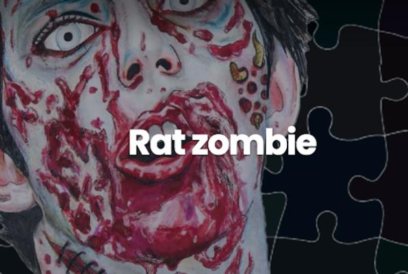 Rat zombie (Puzzle Escape Room) Escape Room