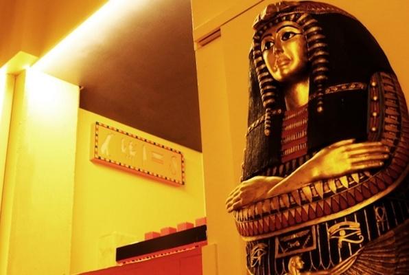 La Egipcia