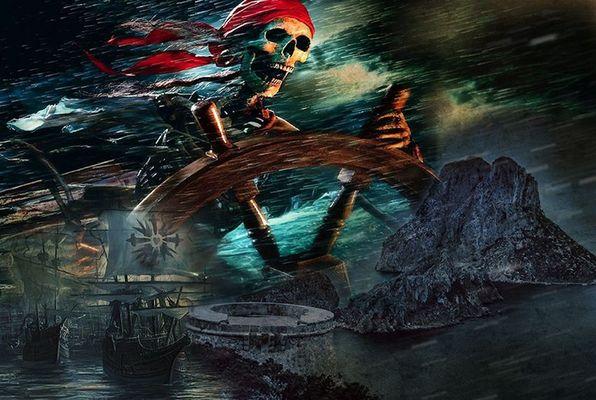 Secreto Pirata
