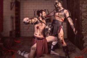 Квест Gladiators