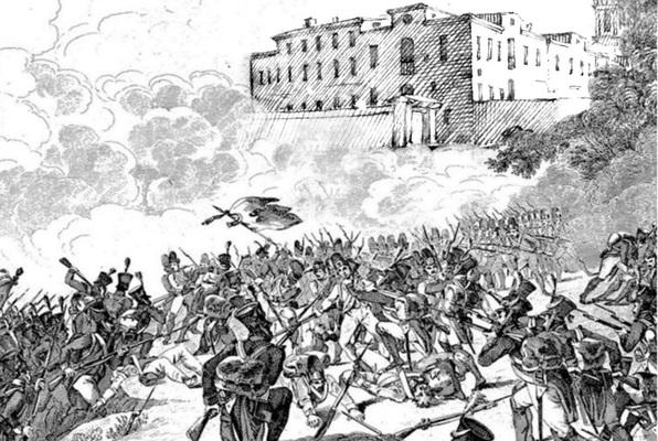 Fuga Dalle Truppe Napoleoniche