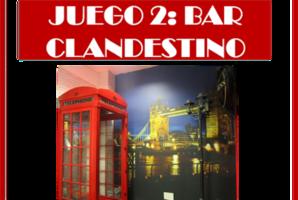 Квест Bar Clandestino