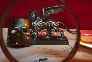 Квест Delito en Palacio