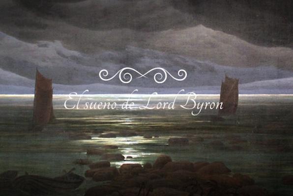 El sueño de Lord Byron