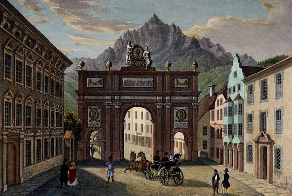 City Quest Innsbruck Outdoor (Escape Game Innsbruck) Escape Room