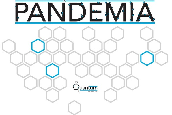 Pandemic (Quantum) Escape Room