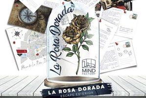 Квест La Rosa Dorada Escape de Exterior