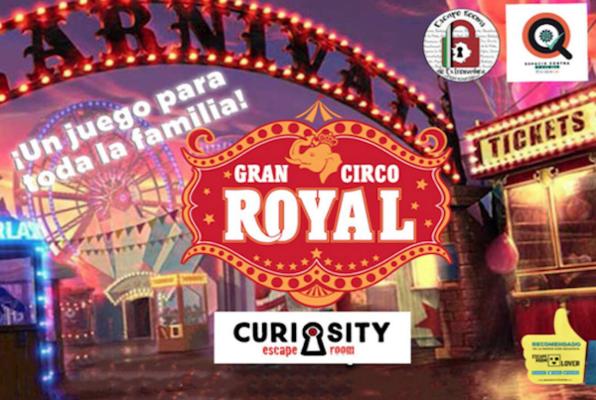 Gran Circo Royal (Curiosity Escape Room) Escape Room