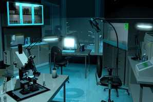 Квест The CSI Lab