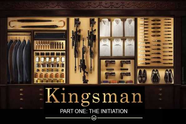 Kingsman (XScaper) Escape Room