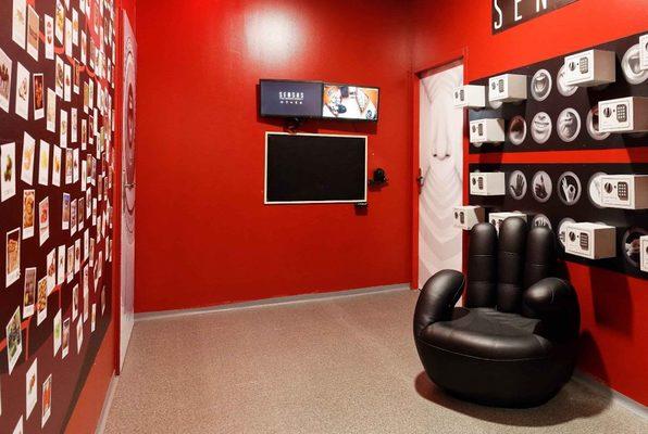 Sensas (Sensas) Escape Room
