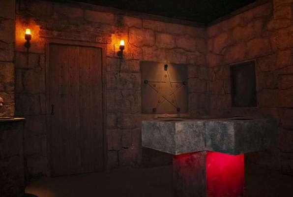 El Secreto de Amerinda (Influx) Escape Room