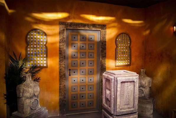 Siltobark: La Magia de Oriente (Influx) Escape Room