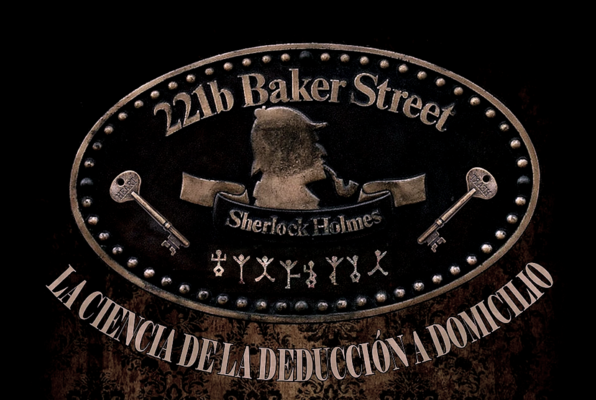 221B Baker Street (The Riddle Society) Escape Room