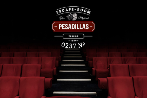 Pesadillas Escape Room