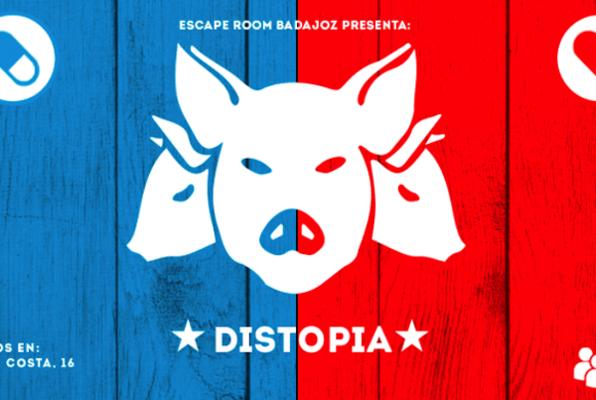 Distopia (Escape Room Badajoz) Escape Room