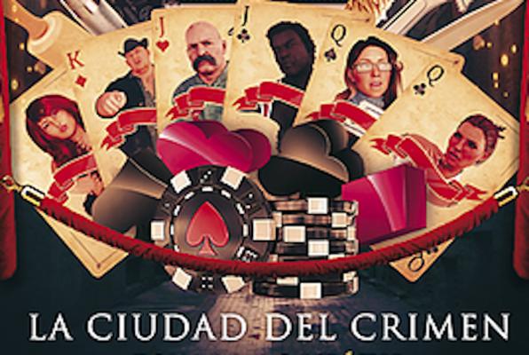 La Ciudad del Crimen (Imagina Magia) Escape Room