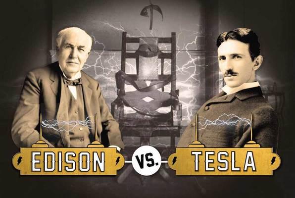Edison vs. Tesla (Escape College Madrid) Escape Room