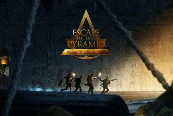 Escape The Lost Pyramid VR