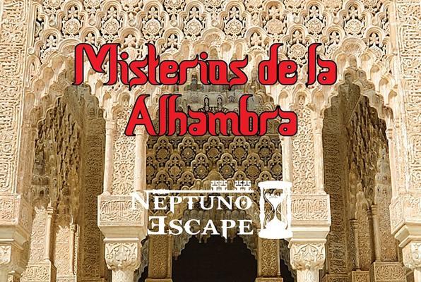 Misterios de la Alhambra (Neptuno Escape) Escape Room