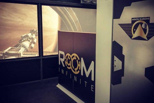 Misión Europa (Room Infinite) Escape Room