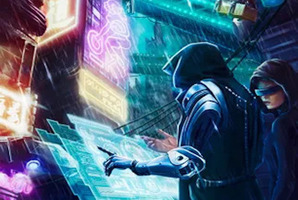 Квест Ciberpunk VR