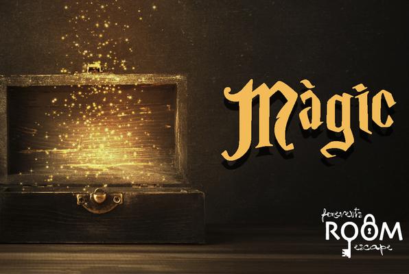 Magic (Forevents Room Escape) Escape Room