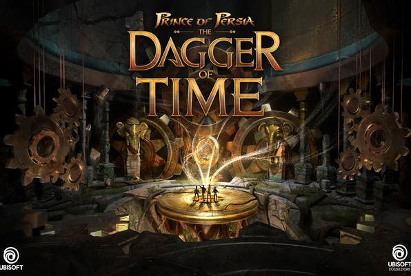 Prince of Persia: The Dagger of Time VR (Virtuality Escape Room) Escape Room
