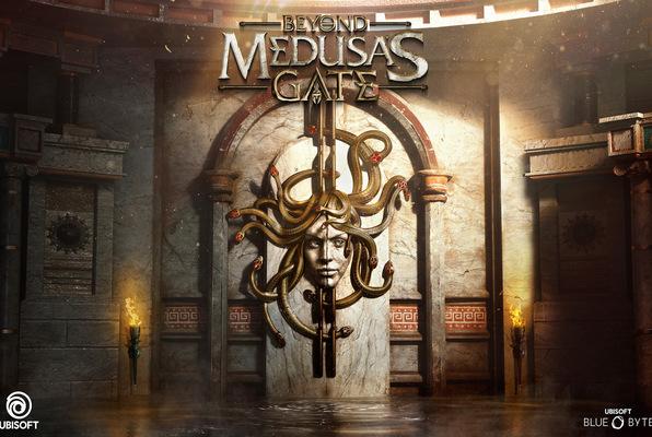 Beyond Medusa's Gate VR (Virtuality Escape Room) Escape Room