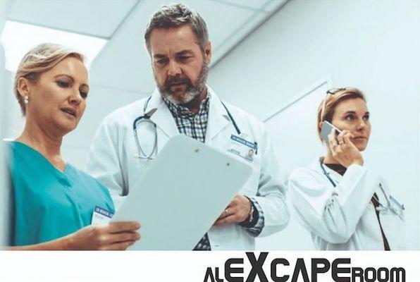 Residencia Médica (Alexcaperoom) Escape Room