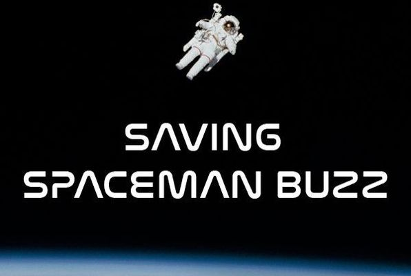 Saving Spaceman Buzz