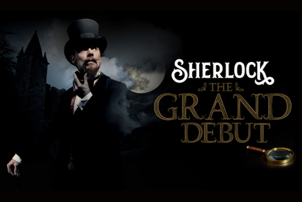 Sherlock - The Grand Debut Online (Witty Escapes) Escape Room