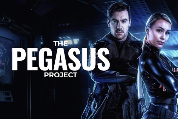 The Pegasus Project Online (Witty Escapes) Escape Room