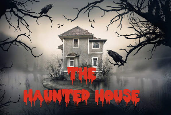 The Haunted House Online (Witty Escapes) Escape Room