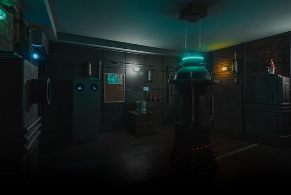 La Chocolaterie (Game Over Nancy) Escape Room