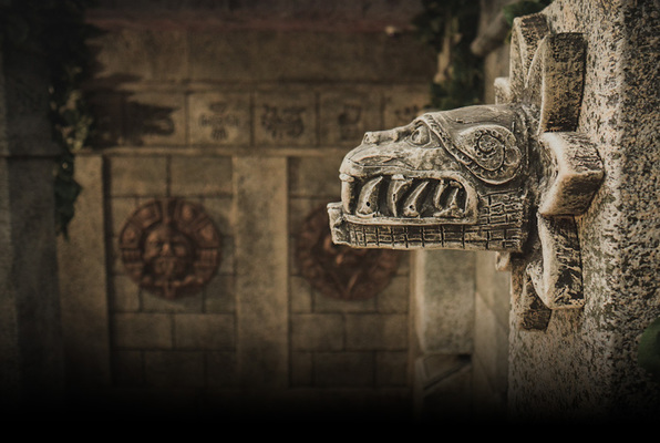 Forbidden Temple of Montezuma