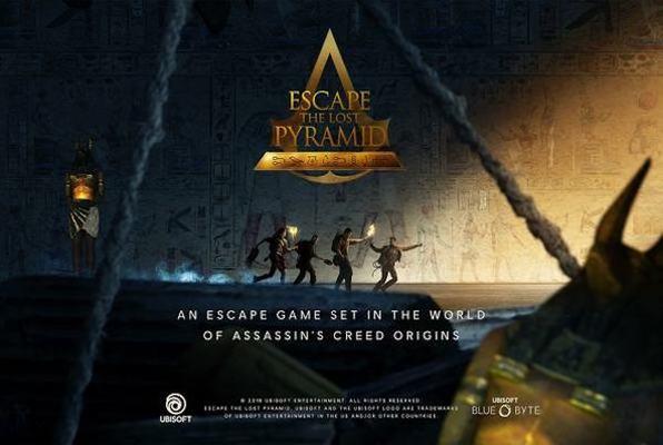 Escape the Lost Pyramid VR
